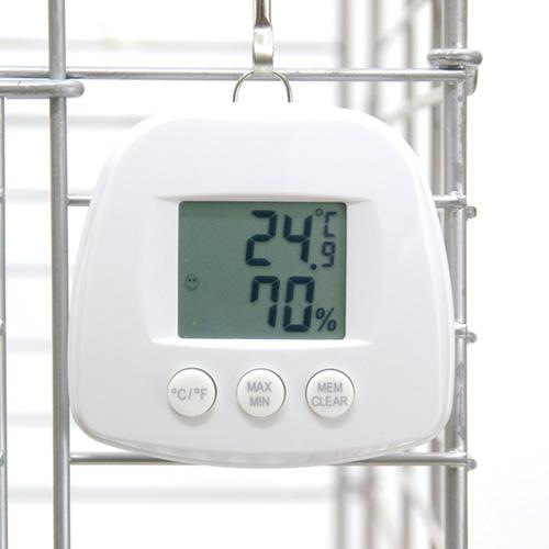 キャンディーPOPな温湿度計 ラウンド